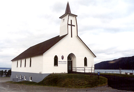 TOPSAIL UNITED CHURCH Church